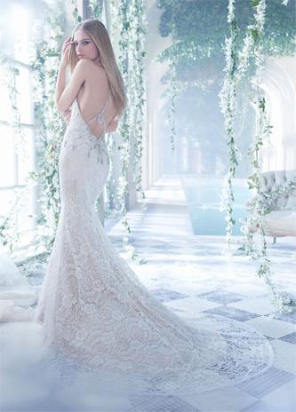 Alvina Valenta 9463 wedding dress for sale