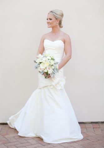 amsale joy wedding dress for sale