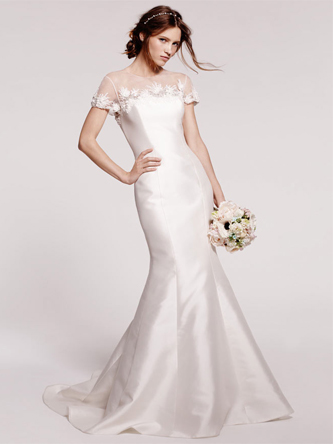Badgley Mischka Audrey wedding dress
