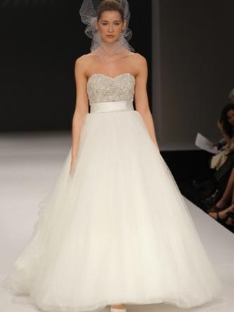 Badgley Mischka Ava wedding dress
