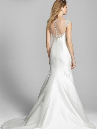 Badgley Mischka Elizabeth wedding dress