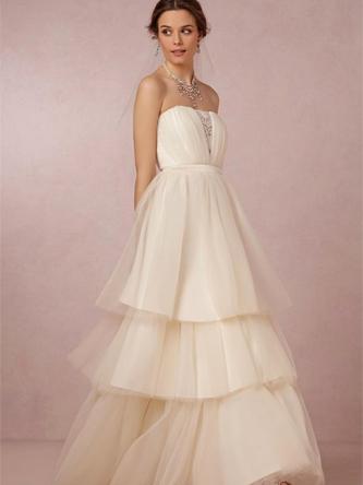 Badgley Mischka Faye wedding dress