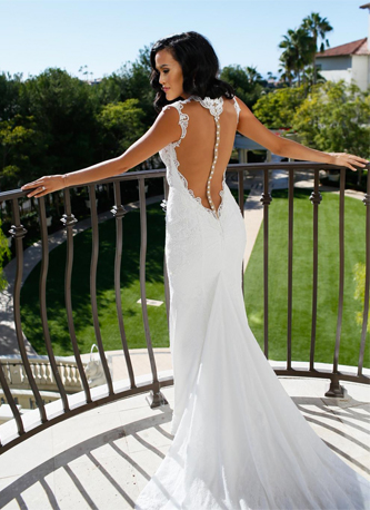 Berta 14-20 wedding dress