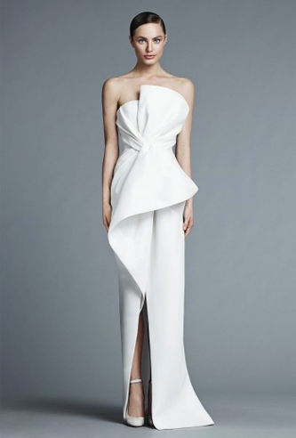 M Mendel Micheline wedding dress