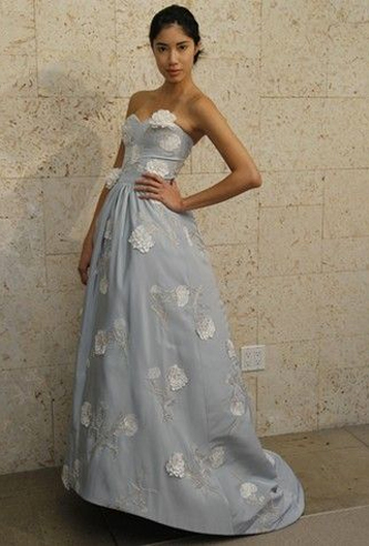 Oscar de la renta wedding dress for sale