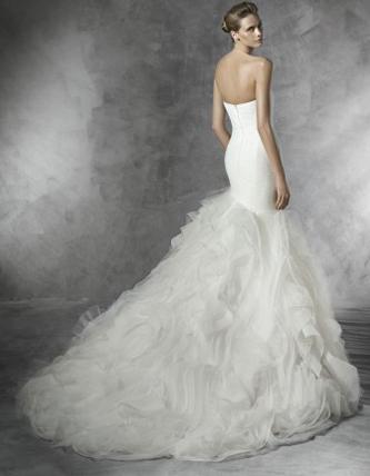 Pronovias Mildred Wedding Dress For Sale