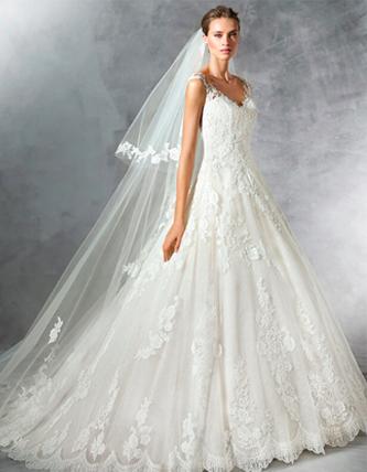 Pronvias Primadona wedding dress for sale