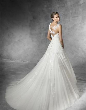 Pronovias Promola wedding dress for sale