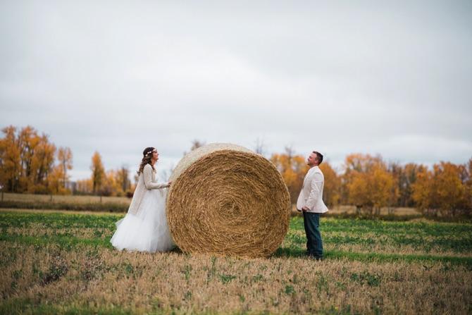 David's Bridal Real Wedding From Raelene Schulmeister Photography