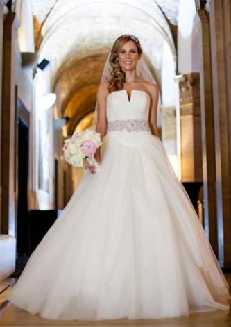 Vera Wang Kaitlyn wedding dress for sale