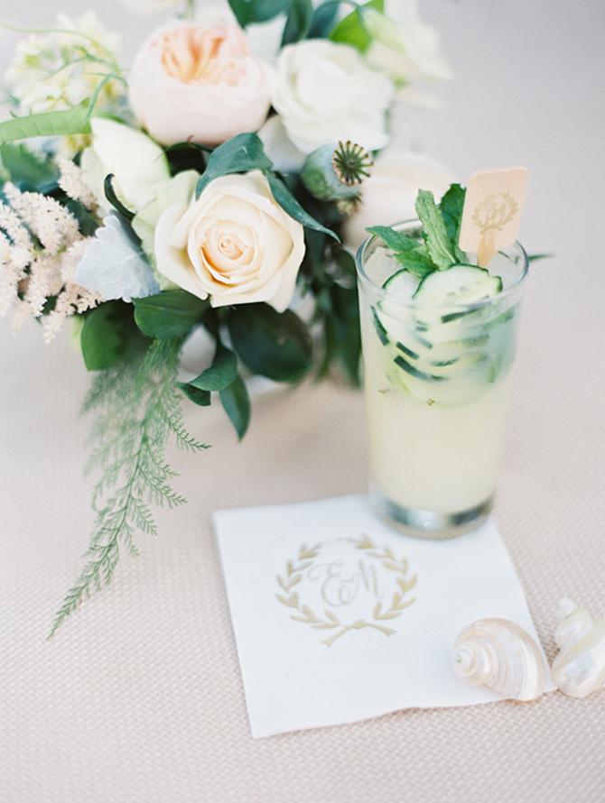 The Cutest Wedding Napkins You've Ever Seen | PreOwnedWeddingDresses.com