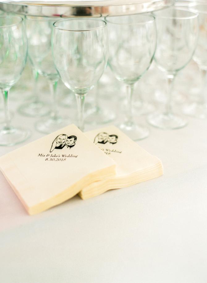 The Cutest Wedding Napkins You've Ever Seen   PreOwnedWeddingDresses.com