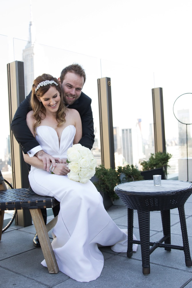 J. Mendel Real Wedding From Kelly Jayne Photography | PreOwned ...