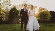 Karen Willis Holmes   Real Wedding