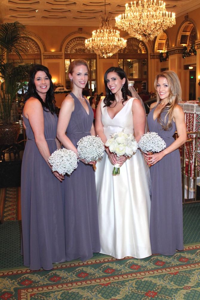 15 - Samantha+Sebastian - Bridesmaids