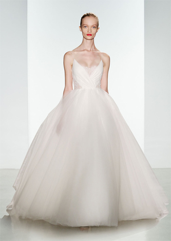 Christos Penny Wedding Dress