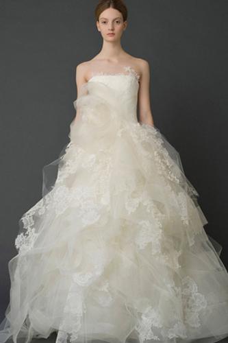 Vera Wang Helena wedding dress for sale