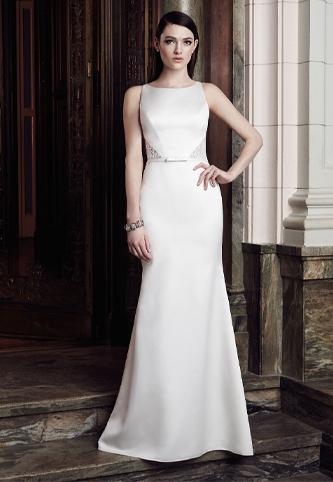 Mikaella wedding dress | PreOwnedWeddingDresses.com