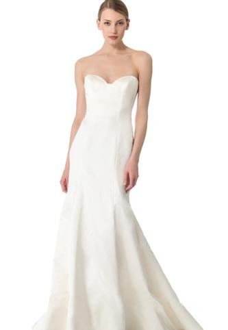 Reem Acra wedding dress | PreOwnedWeddingDresses.com