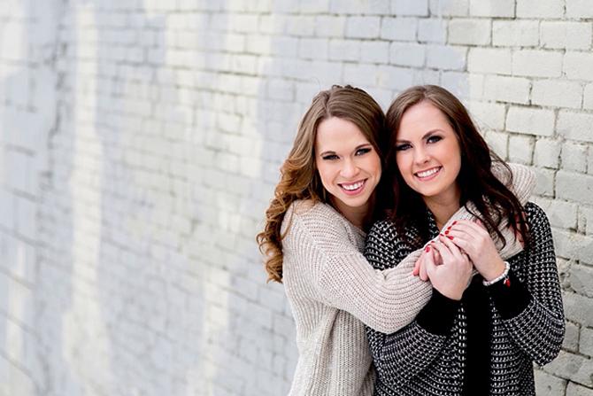 Bridesmaid Photo Shoot Ideas | PreOwnedWeddingDresses.com