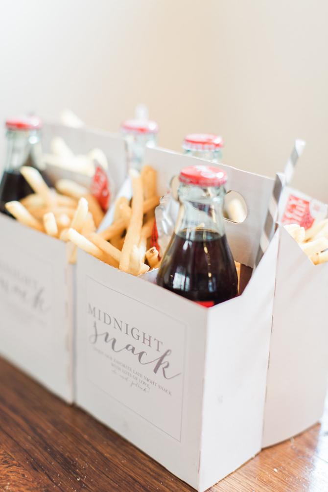 Yummy Midnight Snack Ideas   PreOwnedWeddingDresses.com