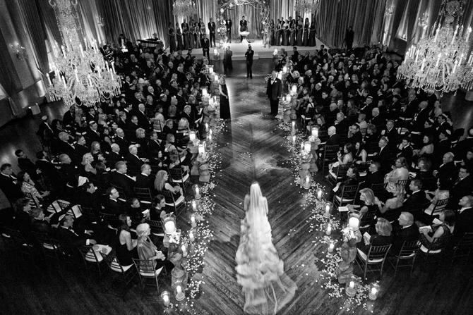 Most Romantic Wedding Ceremonies | PreOwnedWeddingDresses.com