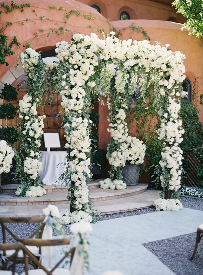 Most Romantic Wedding Ceremonies   PreOwnedWeddingDresses.com
