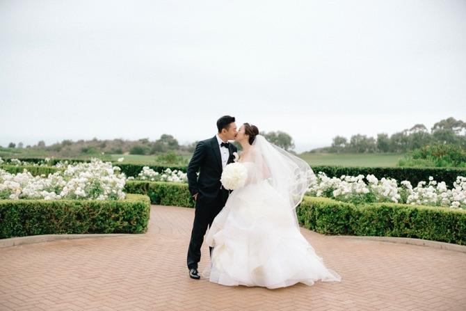 Vera Wang Real Wedding From Steve Steinhardt