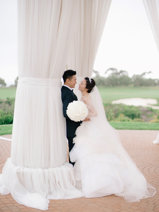 Vera Wang Real Wedding From Steve Steinhardt