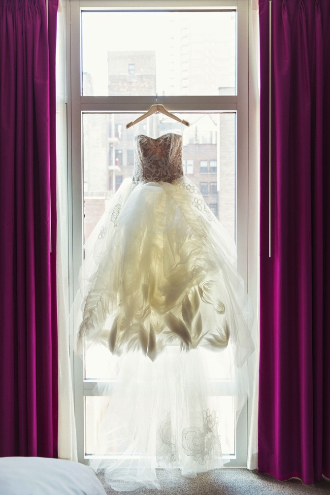 Vera Wang Real Wedding From Clean Plate Pictures | PreOwnedWeddingDresses.com