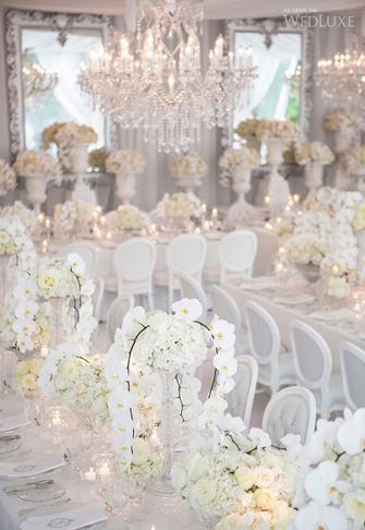 All-White Weddings | PreOwnedWeddingDresses.com