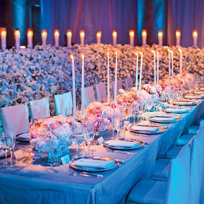 Wedding Reception Candles Ideas | PreOwnedWeddingDresses.com