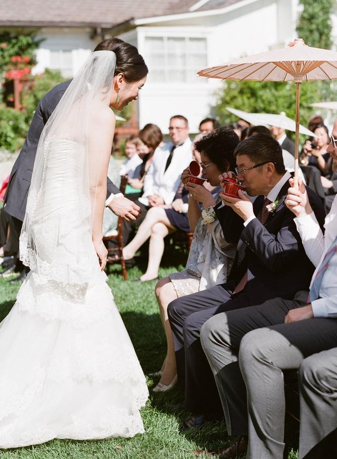 Carolina Herrera Real Wedding From Lacie Hansen Photography