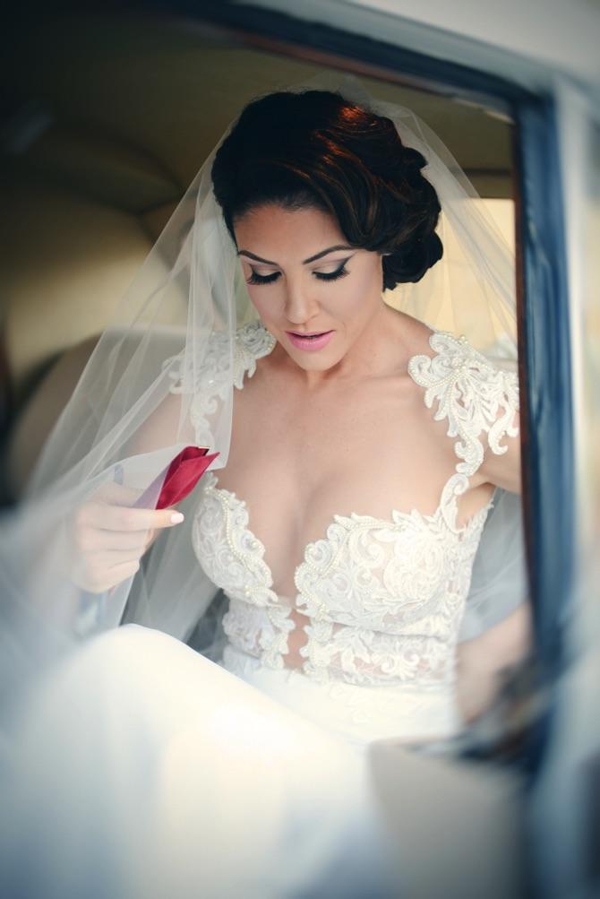 Berta Real Wedding From Sonia Guertin Photography