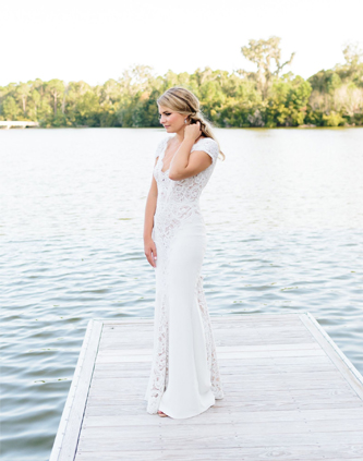 Berta 15-15 wedding dress for sale