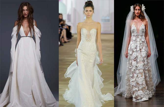 2017 Wedding Dress Trends