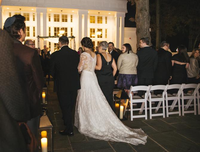 Carolina Herrera Real Wedding From Native Weddings
