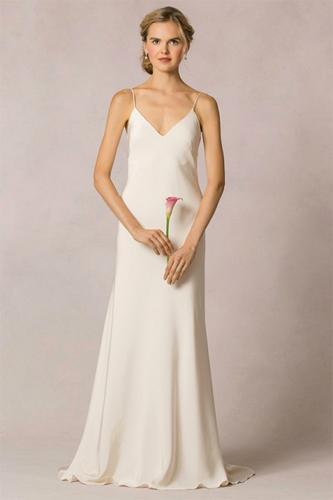 jenny yoo celine wedding dress