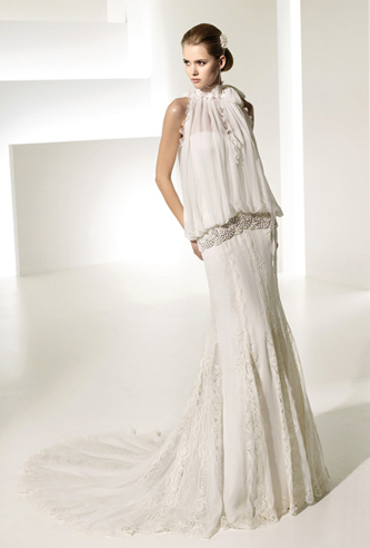Manuel Mota Telma wedding dress | PreOwnedWeddingDresses.com