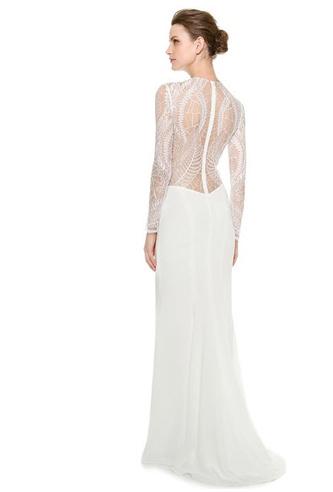 Monique Lhuillier Halle wedding dress | PreOwnedWeddingDresses.com