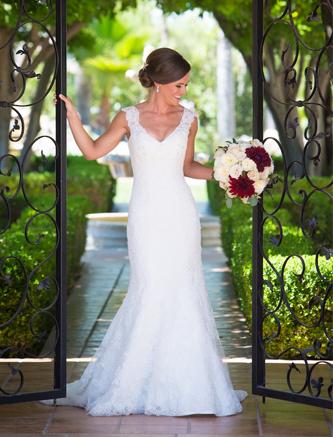 used stella york 5853 wedding dress for sale
