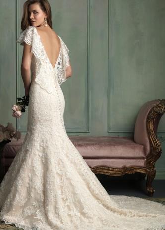 allure wedding dress for sale