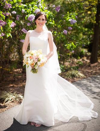 used amsale preston wedding dress for sale
