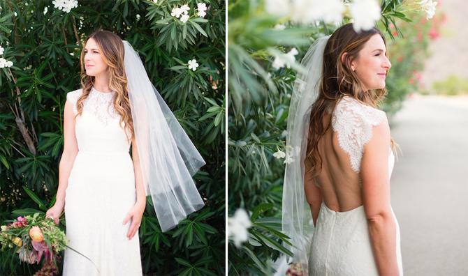 used rue de seine daisy wedding dress