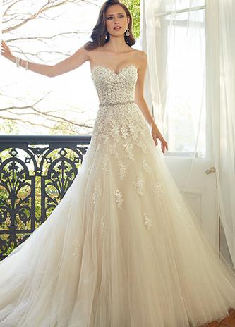 sophia tolli wedding dress for sale