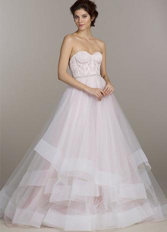 used tara keely 2510 wedding dress