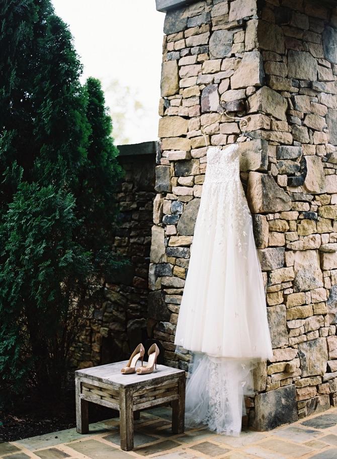 Mira Zwillinger Real Wedding From Chris Isham Photography