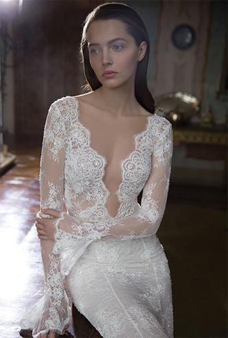 Alon Livne, Carina wedding dress