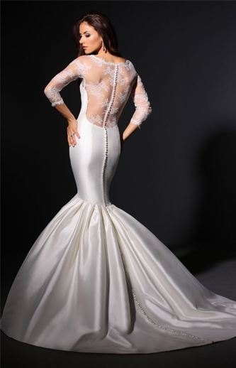 Christiano Lucci Vivian wedding dress for sale
