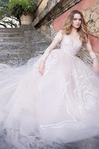 jim hjelm wedding dress 8515